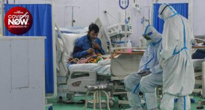 อินเดียป่วยโควิด-19 ต่ำกว่า 3 แสนรายครั้งแรกในรอบเกือบเดือน