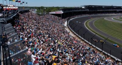Indy 500 race