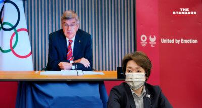 ประธาน IOC เลื่อนเดินทางมาญี่ปุ่น