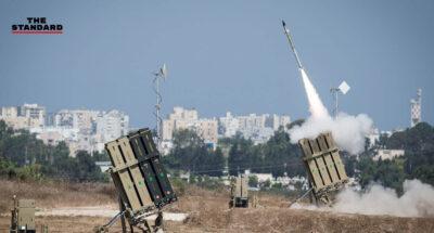 กองทัพอิสราเอลเผยระบบ Iron Dome ทำลายจรวดฮามาสได้ไม่ถึงครึ่ง แต่ประสิทธิภาพแม่นยำ สกัดเป้าหมายที่เล็งไว้ได้ 90%