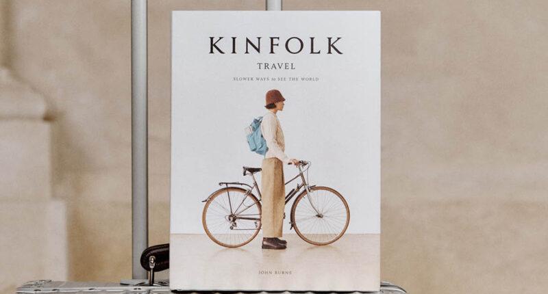 หนังสือท่องเที่ยว Kinfolk Travel