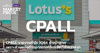 CPALL 1Q64