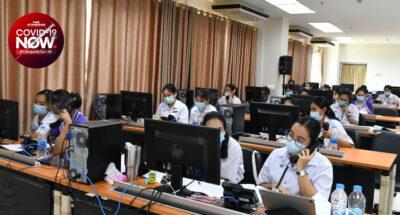 สธ. เปิด Call Center รับสายได้วันละ 20,000 สาย ตอบปัญหาการนัดฉีดวัคซีนป้องกันโควิด-19