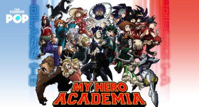 My Hero Academia ตัวละคร