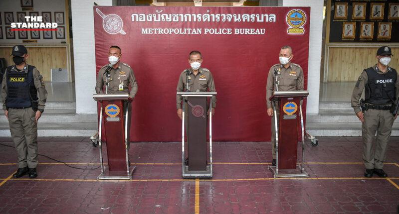 ตำรวจเปิดตัวเครื่องแบบสายตรวจใหม่ ระบุเพื่อเพิ่มความคล่องตัว