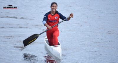 อรสา เที่ยงกระโทก กลายเป็นนักกีฬาเรือแคนูคนแรกของไทยในโอลิมปิก หลังคว้าตั๋วไปลุยโตเกียว โอลิมปิกได้สำเร็จ