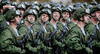 รัสเซีย วันแห่งชัยชนะ