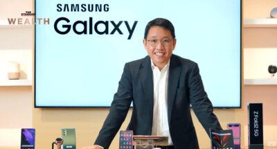 Samsung ประเทศไทย ตั้ง 'สิทธิโชค นพชินบุตร' ขึ้นเป็นรองประธานองค์กร คุมธุรกิจโทรคมนาคมและไอที