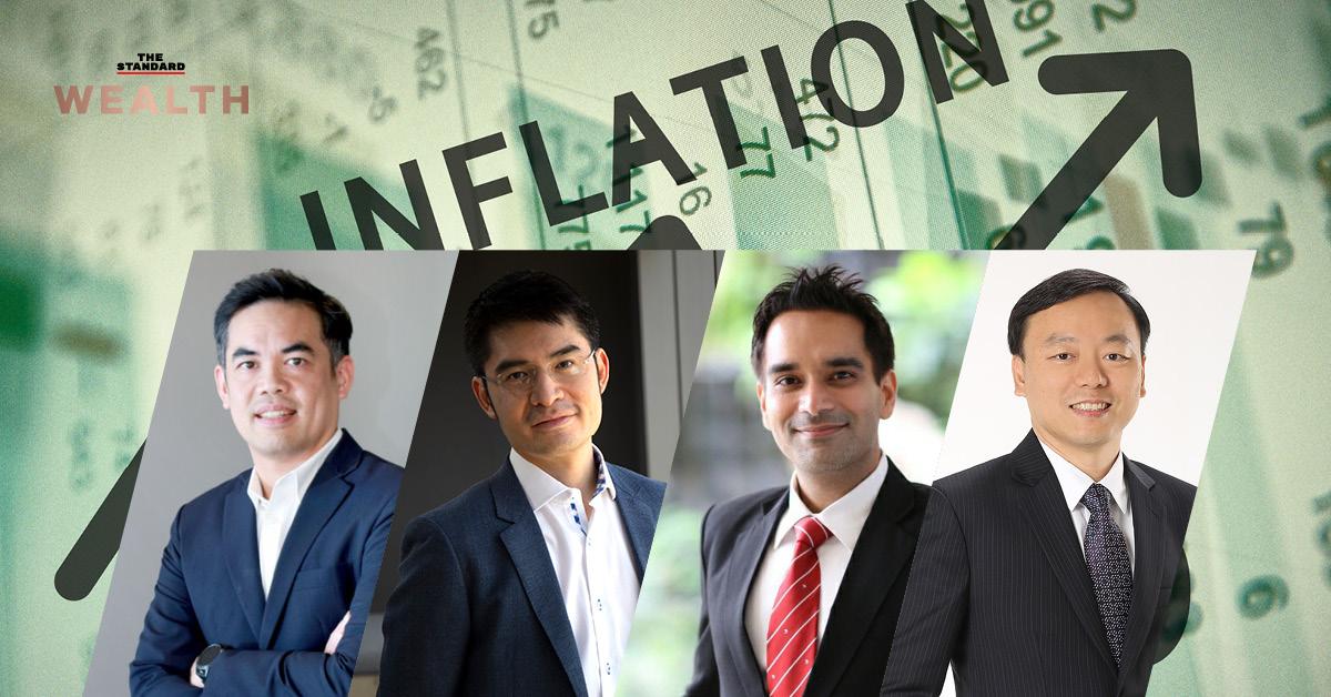 เศรษฐกิจชะลอ เงินเฟ้อพุ่ง ไทยเสี่ยงเข้าสู่ภาวะ Stagflation รายได้ลด แต่ค่าครองชีพเพิ่มสูงขึ้นหรือไม่