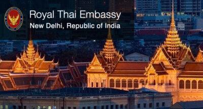 สถานทูตไทยในอินเดียแนะให้คนไทยเดินทางกลับประเทศ หากไม่มีเหตุจำเป็นให้พำนักต่อ ขอให้ติดตามข่าวสารอย่างใกล้ชิด
