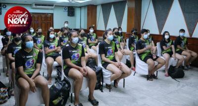 นักวอลเลย์บอลหญิงทีมชาติไทยและเจ้าหน้าที่ติดโควิด-19 รวม 22 คน เตรียมถอนตัวจากศึกวอลเลย์บอลเนชันส์ลีก 2021 ที่อิตาลี