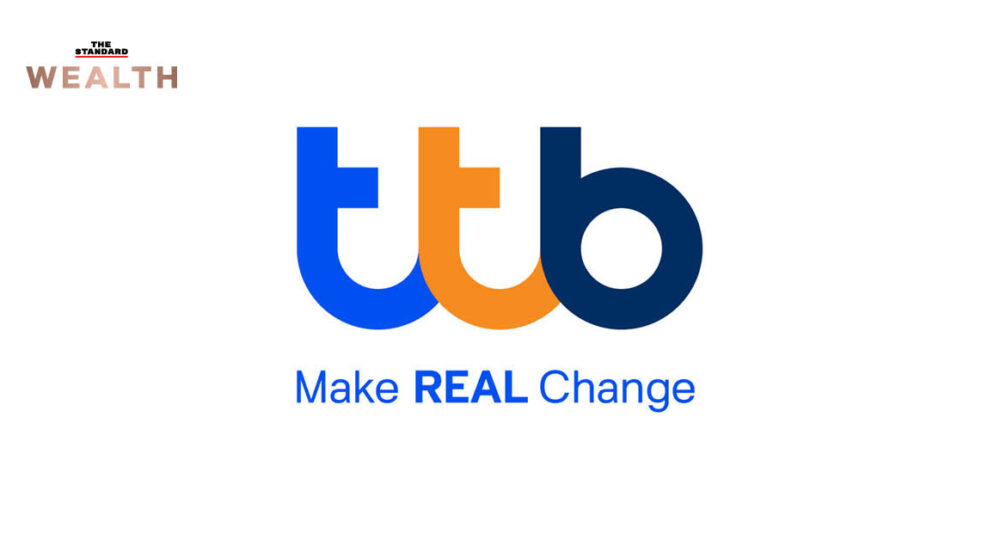ทีเอ็มบีธนชาตเปิดตัวโลโก้ใหม่ 'ttb' จุดเริ่มต้นธนาคารใหม่จาก 2 แบงก์