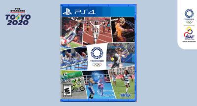 โตเกียวโอลิมปิก วิดีโอเกม SEGA
