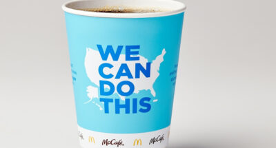 McDonald's WE CAN DO THIS Campaign