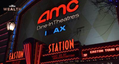 หุ้น AMC Entertainment