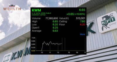 หุ้น KWM