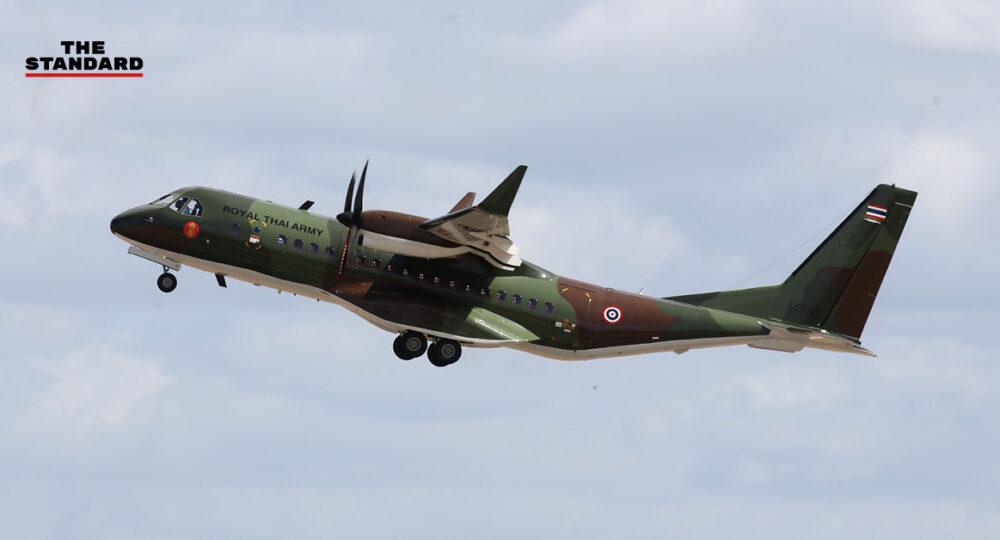เครื่องบิน Airbus C295