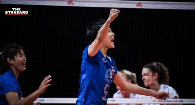 วอลเลย์บอลหญิงไทย