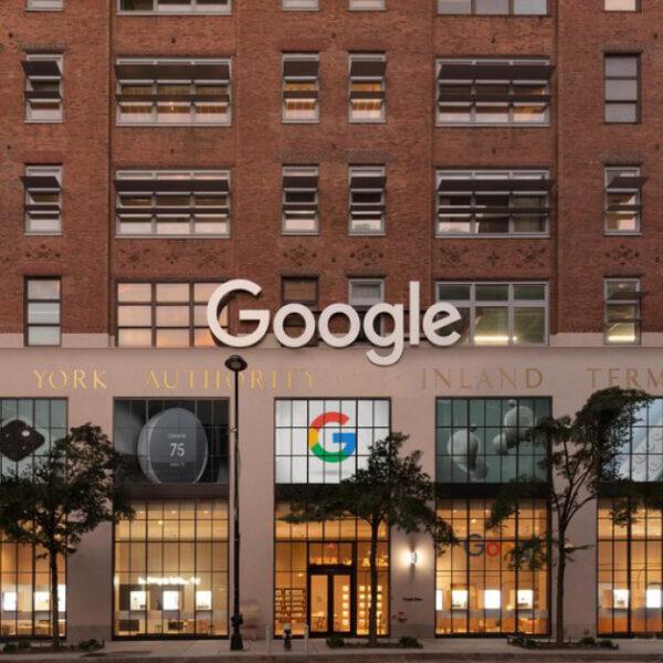 Google ร้านค้าปลีก