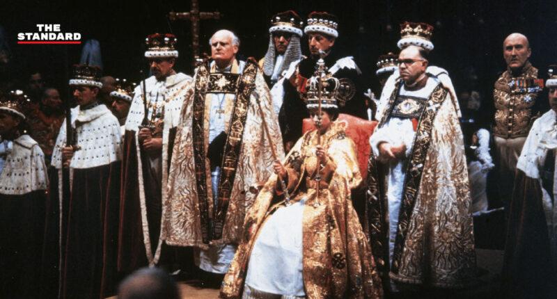 พระราชพิธีบรมราชาภิเษกควีนเอลิซาเบธที่ 2