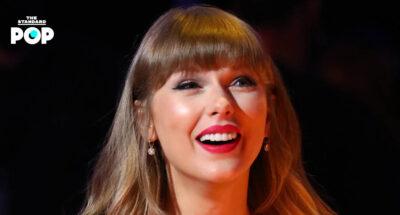 Taylor Swift จะแสดงหนัง