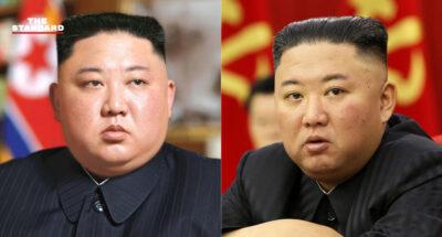 ชาวเกาหลีเหนือกังวลใจ หลังเห็นภาพ คิมจองอึน น้ำหนักลดลงอย่างรวดเร็ว
