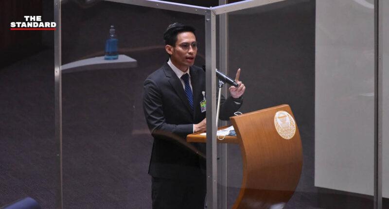 กรวีร์ ปริศนานันทกุล ส.ส. บัญชีรายชื่อ พรรคภูมิใจไทย