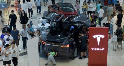 ตลาดรถยนต์ จีน