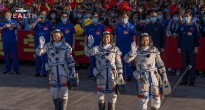 จีน นักบินอวกาศ