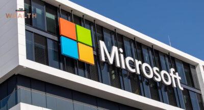 มูลค่าบริษัท Microsoft