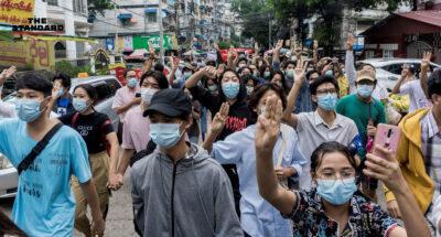 รัฐประหาร พม่า
