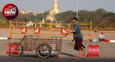 โควิด พม่า