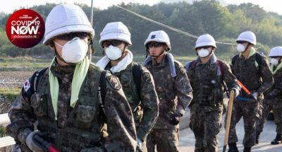 ทหารเกาหลีใต้