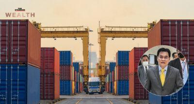 ส่งออกไทยเดือน พ.ค. โตแรง 41% สูงสุดรอบ 11 ปี อานิสงส์เศรษฐกิจโลกฟื้น เร่งเดินหน้าแก้ปมตู้คอนเทนเนอร์ขาดแคลน