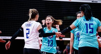 วอลเลย์บอลหญิง ทีมชาติไทย