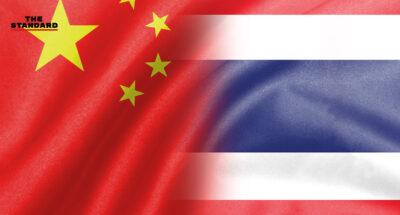 ความสัมพันธ์ไทย-จีน