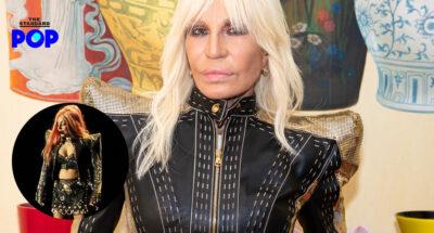 Versace Born This Way lady gaga