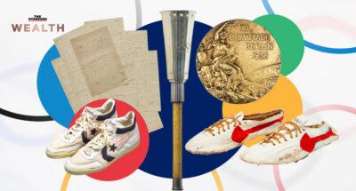 Olympics souvenir