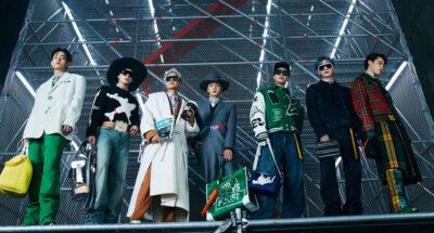Louis Vuitton BTS