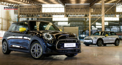 THE NEW ALL-ELECTRIC MINI