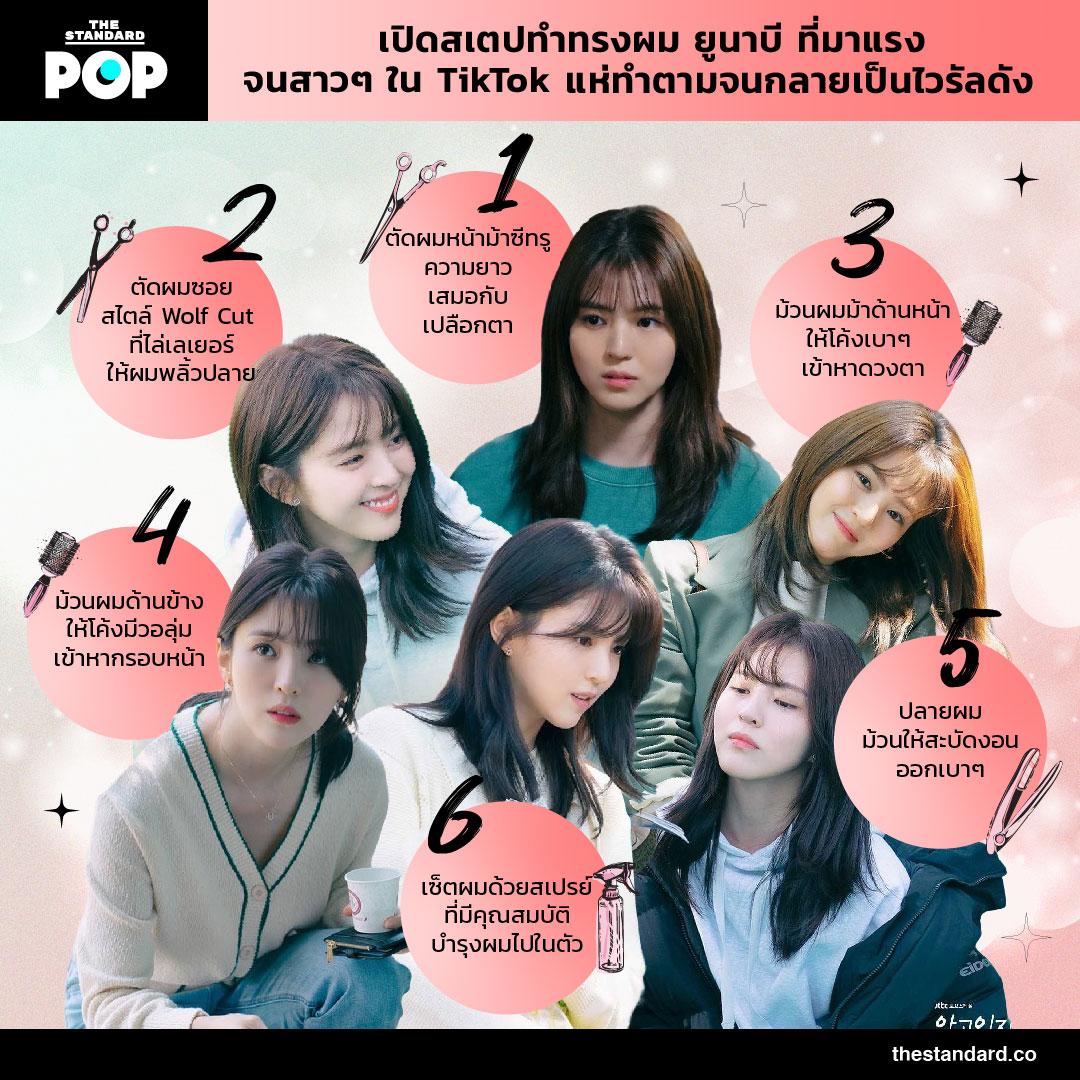 Nevertheless Yoo Na Bi Hair style