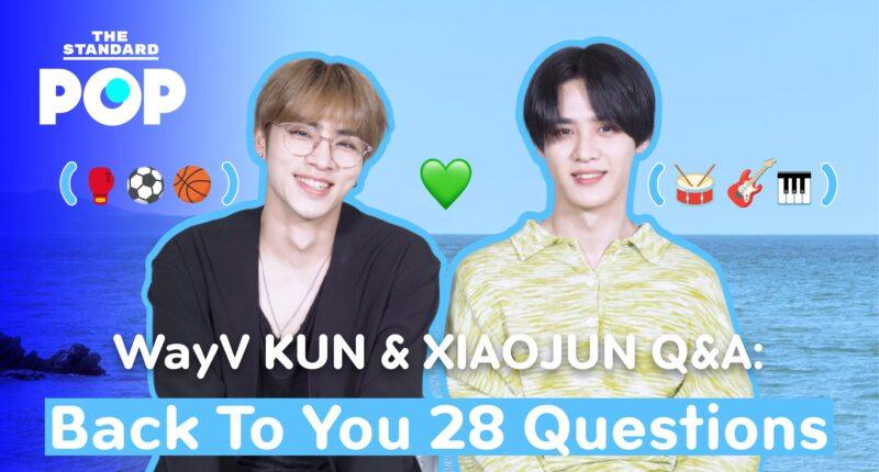 WayV KUN & XIAOJUN Q&A