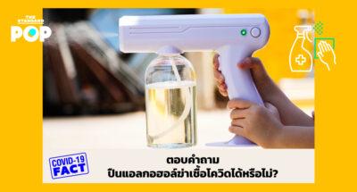 disinfectant alcohol gun