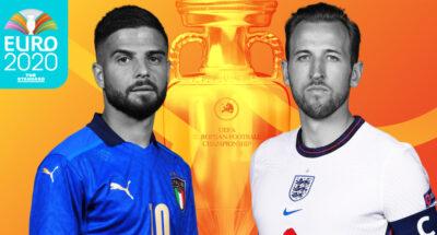 อิตาลี vs. อังกฤษ