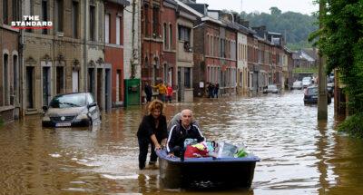 europe flooding