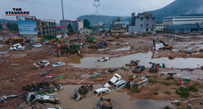 Henan great flood