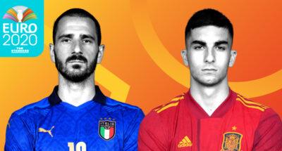 อิตาลี vs. สเปน