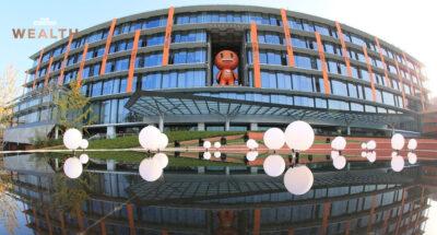 Alibaba e-commerce