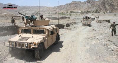 ตาลีบันรุกคืบเมืองสำคัญอัฟกานิสถาน