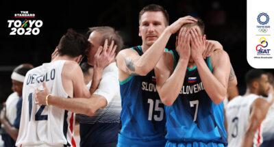 France Basketball team